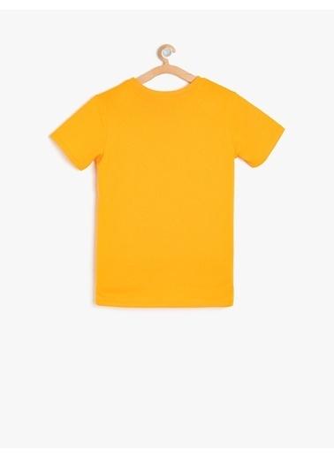 Koton Kids Tişört Oranj